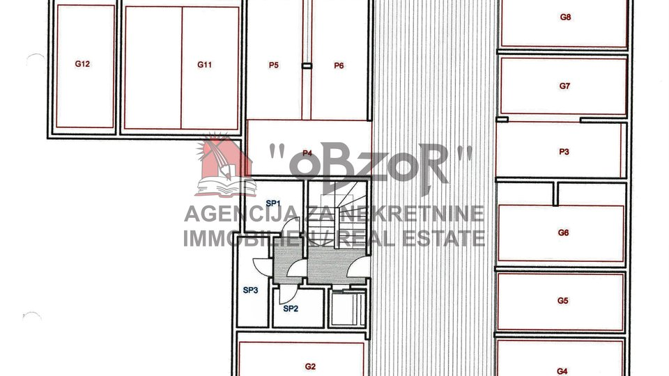 Apartment, 70 m2, For Sale, Zadar - Vidikovac
