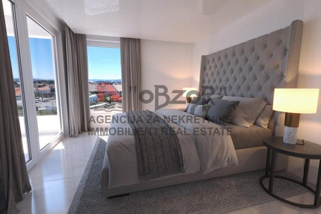 Apartment, 47 m2, For Sale, Zadar - Vidikovac