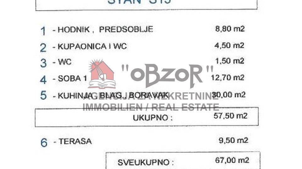 Stanovanje, 101 m2, Prodaja, Zadar - Vidikovac