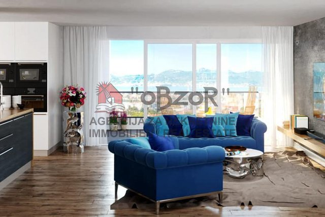 Apartment, 91 m2, For Sale, Zadar - Vidikovac