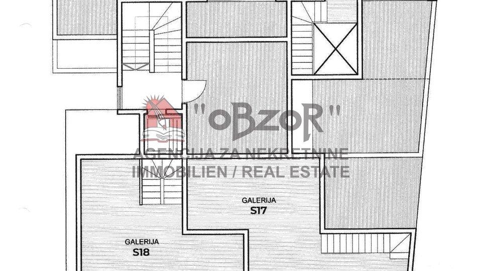 Apartment, 91 m2, For Sale, Zadar - Vidikovac