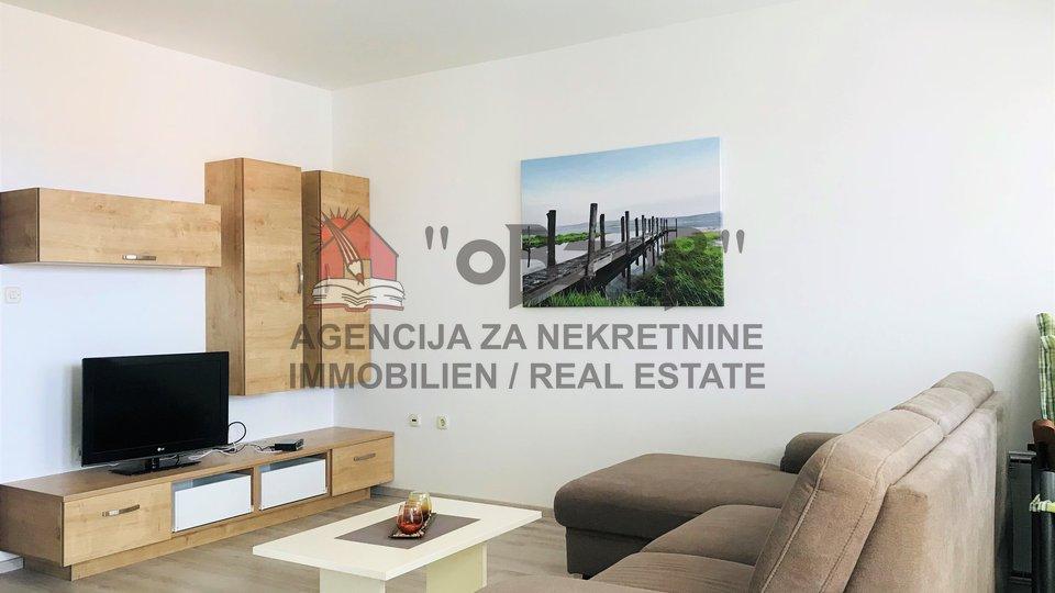 KOŽINO-jednosoban apartman 64,01m2, novogradnja-80m od mora