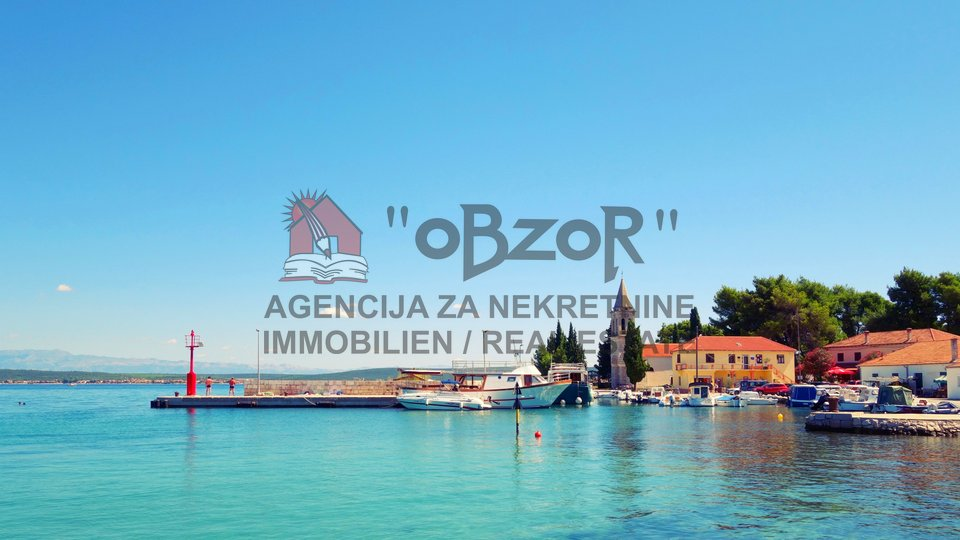 Holiday Apartment, 49 m2, For Sale, Pašman - Ždrelac