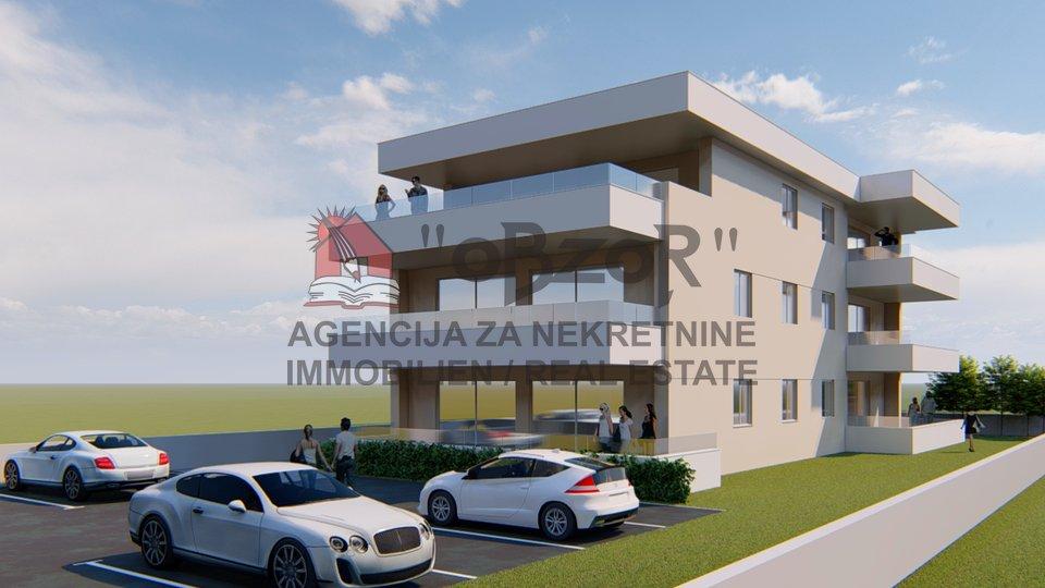 Appartamento, 104 m2, Vendita, Novalja
