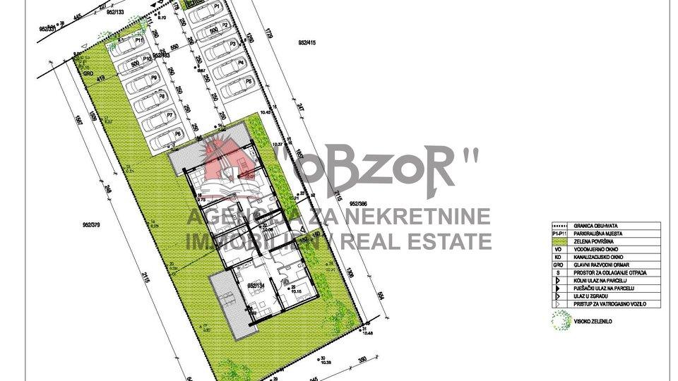 Holiday Apartment, 88 m2, For Sale, Novalja