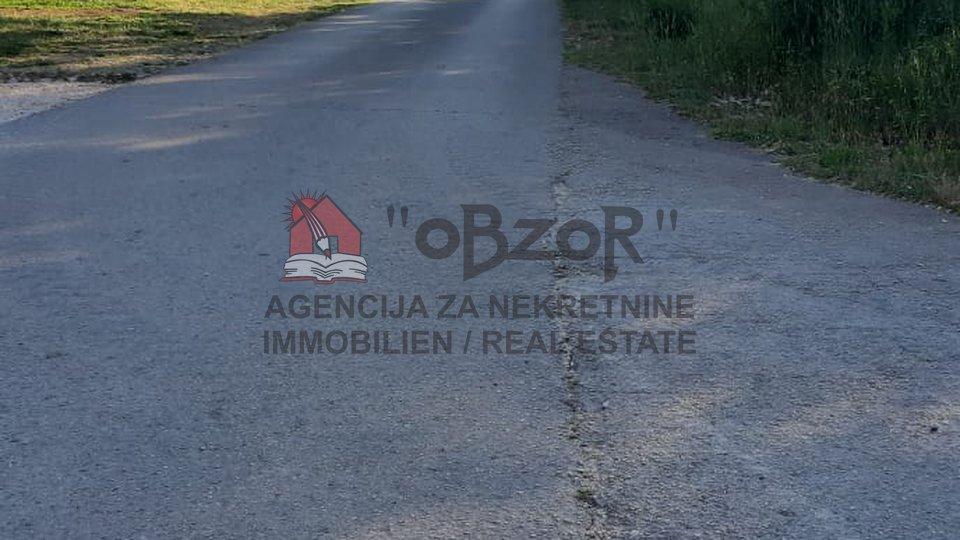 Land, 1259 m2, For Sale, Sukošan - Debeljak