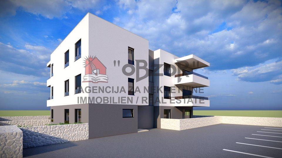 Apartma, 41 m2, Prodaja, Novalja