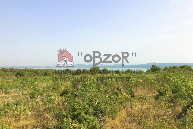 Pakoštane-DRAGE, građevinsko zemljište 922m