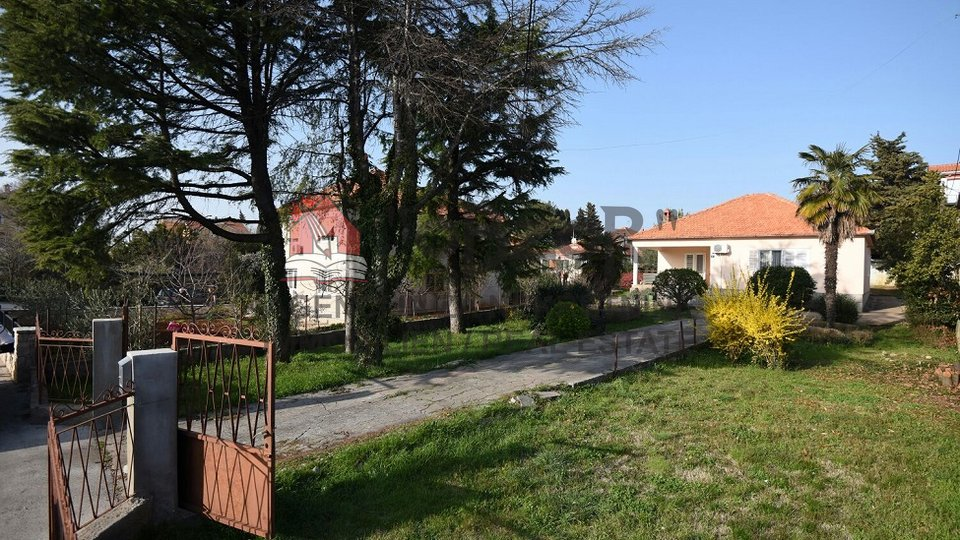 Zadar-Višnjik, visoka prizemnica