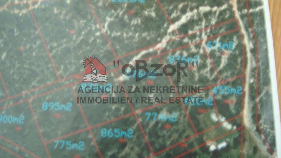 Land, 774 m2, For Sale, Sveti Filip i Jakov - Donje Raštane