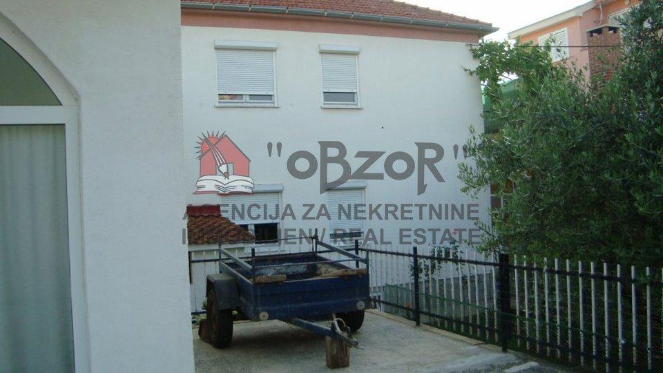 Zadar-Borik, katnica
