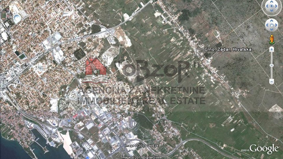 Grundstück, 760 m2, Verkauf, Zadar - Bili brig