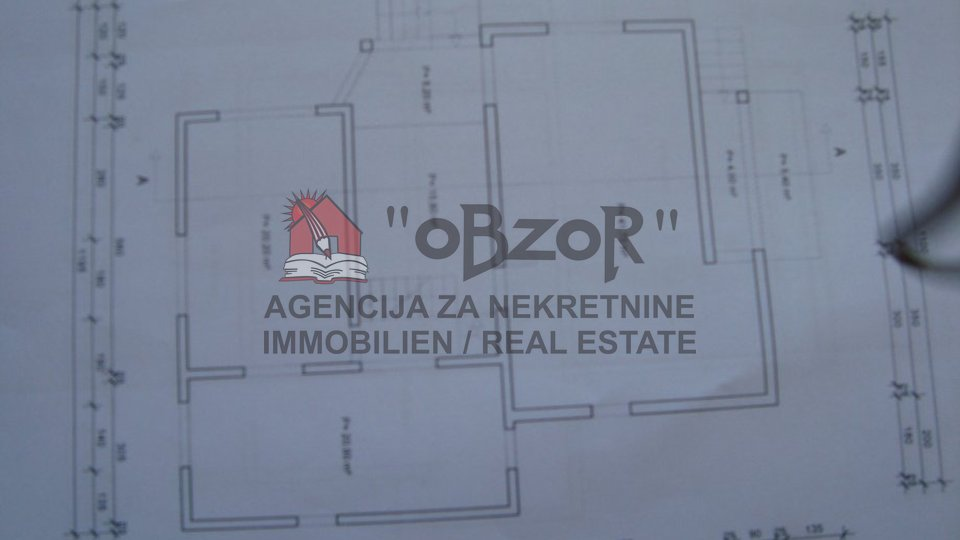 House, 190 m2, For Sale, Bibinje