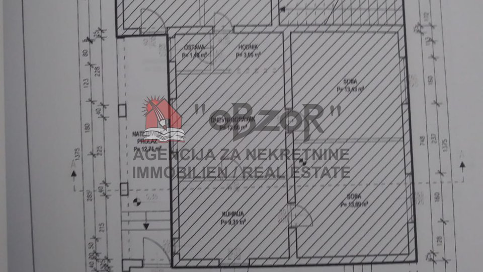 House, 268 m2, For Sale, Zadar - Stanovi
