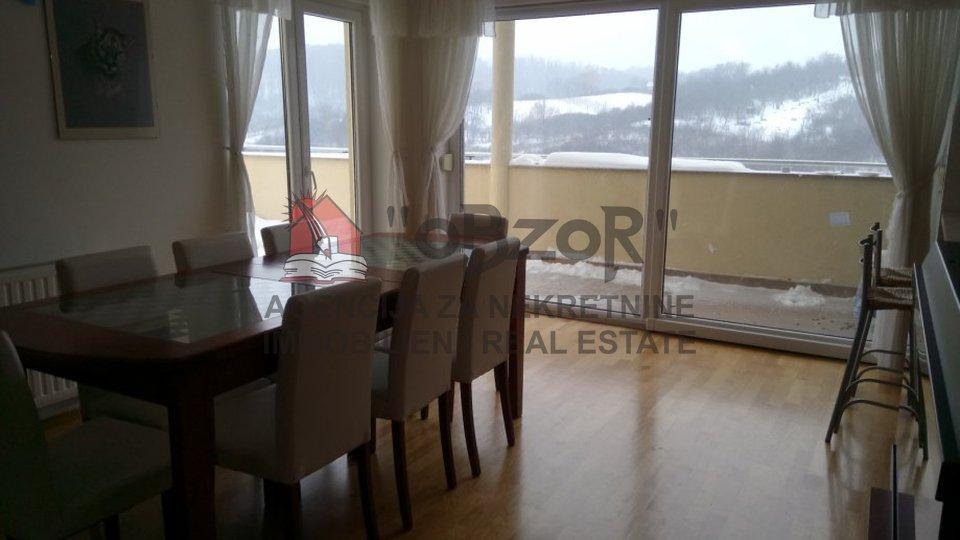 Zagreb-Markuševec, četverosoban stan 133,78m2