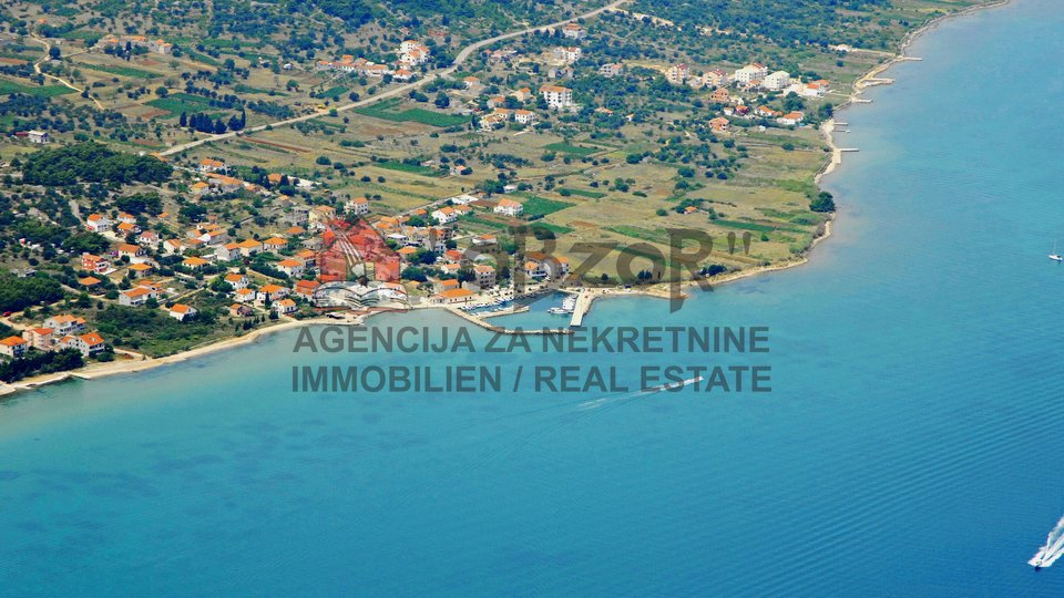 Land, 629 m2, For Sale, Pašman - Dobropoljana