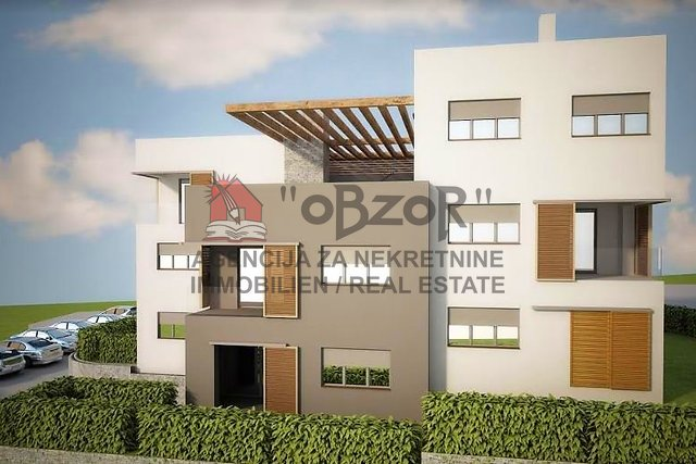 Apartment, 48 m2, For Sale, Zadar - Plovanija