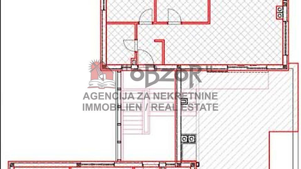 Apartment, 92 m2, For Sale, Zadar - Plovanija