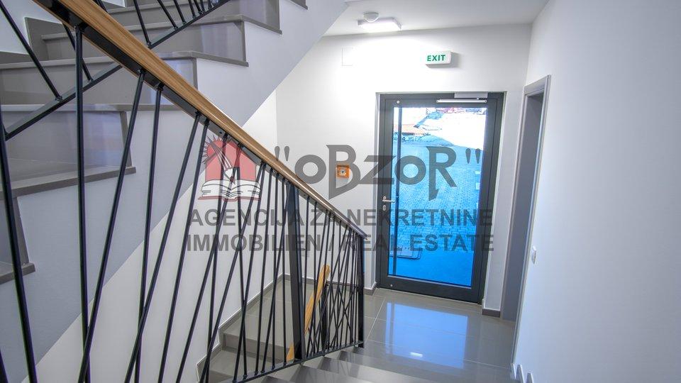 NOVALJA - dvosoban apartman 63,87m2 (1PM)