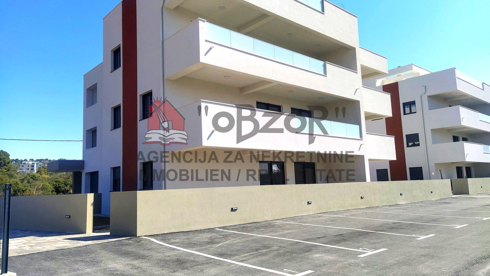 Zadar - PLOVANIJA, dvosoban stan 88,09m2 - novogradnja