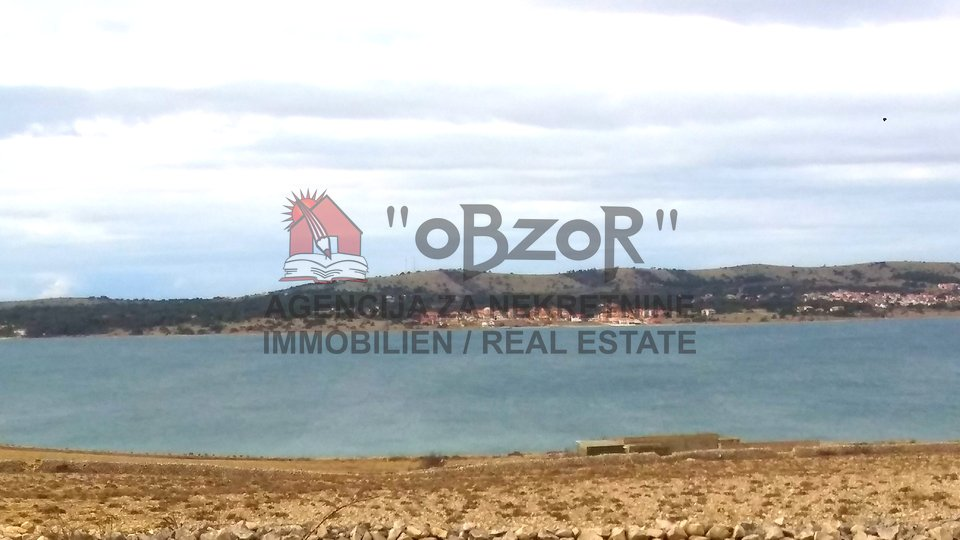 Land, 1546 m2, For Sale, Povljana