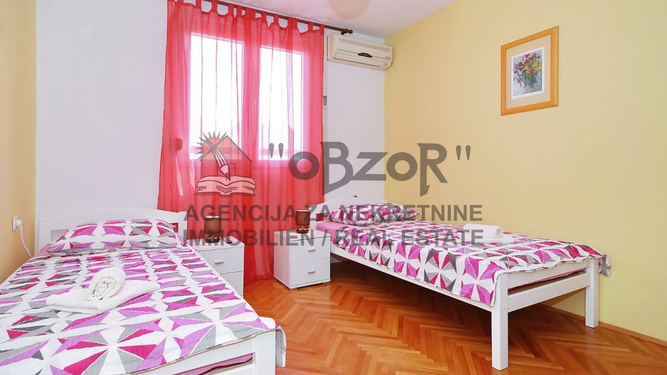 Zadar-BRANIMIROVA OBALA, trosoban namješten stan 75m2