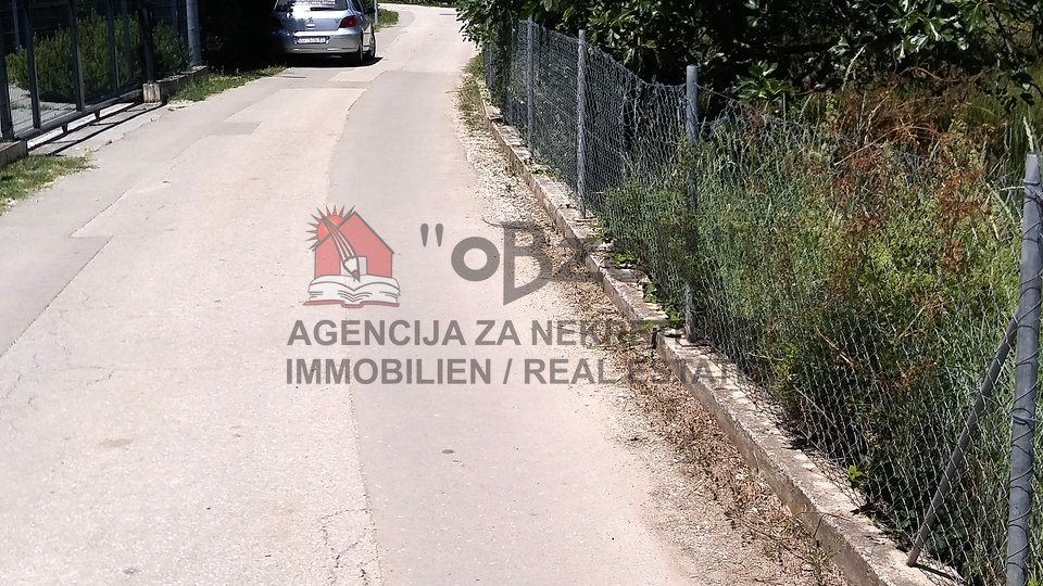 Land, 642 m2, For Sale, Sukošan