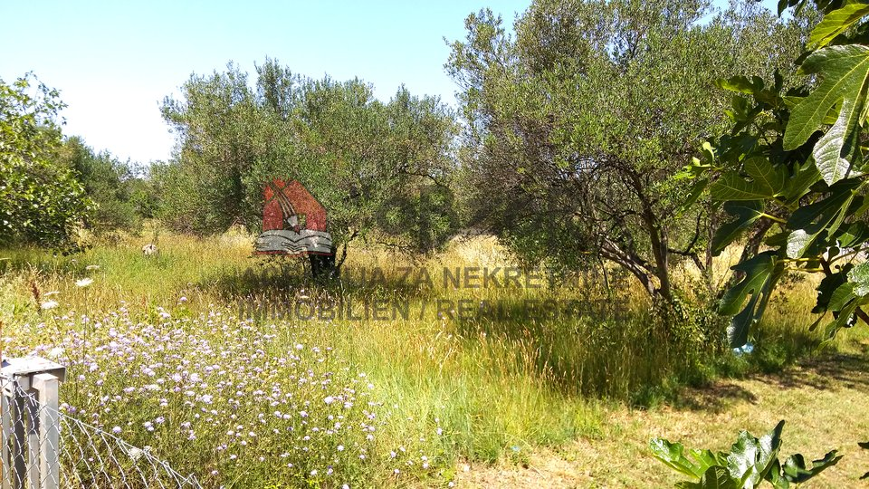 Land, 1234 m2, For Sale, Sukošan