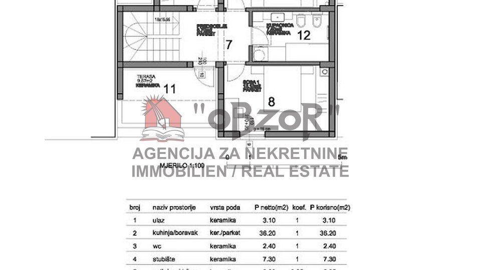 Casa, 118 m2, Vendita, Zadar - Arbanasi