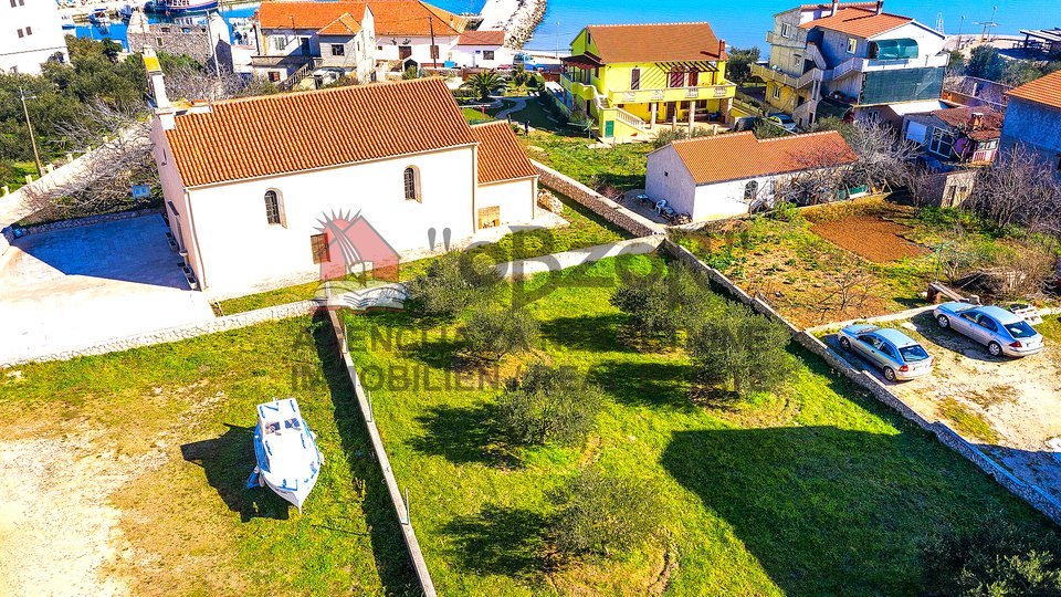 Land, 998 m2, For Sale, Pašman - Dobropoljana