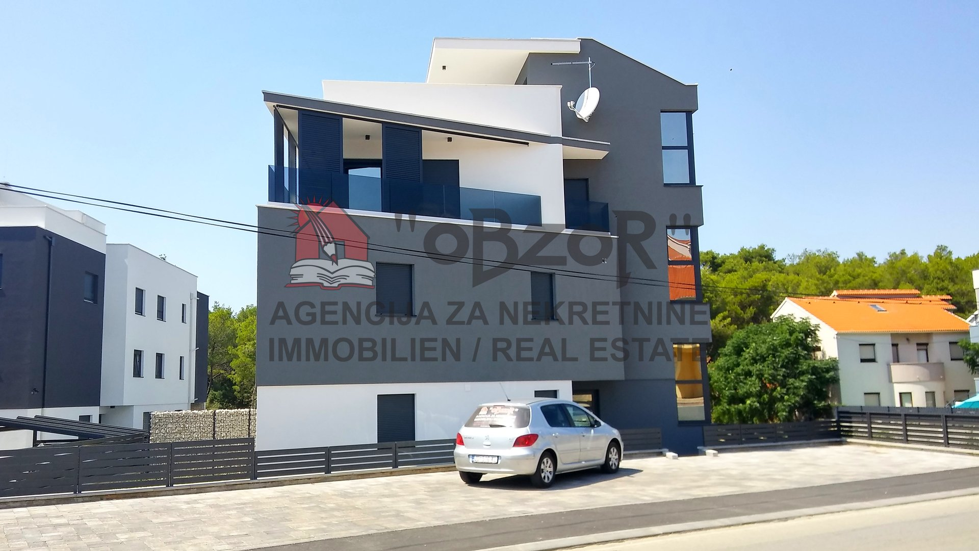 Apartment, 78 m2, For Sale, Zadar - Petrići
