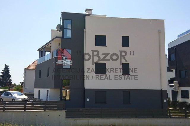 Zadar-PETRIĆI, dvoetažan stan 85,44m2-NOVOGRADNJA