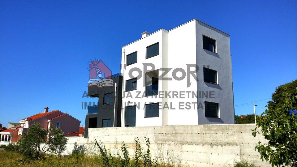 Zadar-PLOVANIJA, jednosoban stan 48,72m2-NOVOGRADNJA