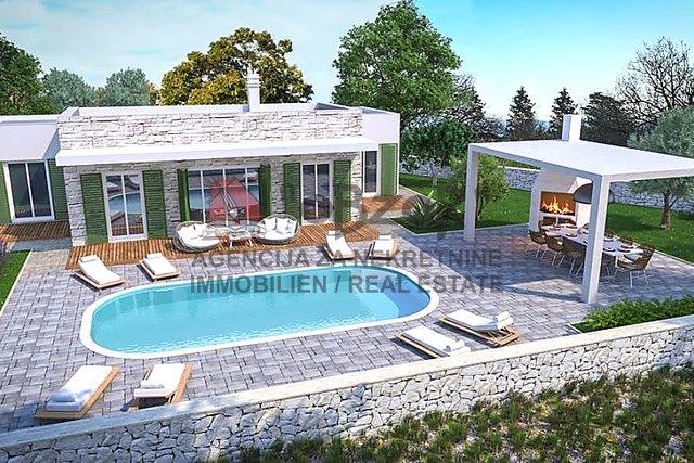 Land, 770 m2, For Sale, Vrsi - Poljica
