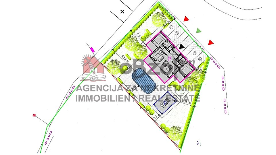 Land, 770 m2, For Sale, Vrsi - Poljica