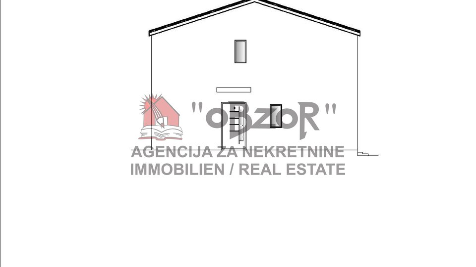Grundstück, 542 m2, Verkauf, Vrsi