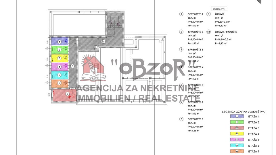 Apartment, 119 m2, For Sale, Zadar - Skroče