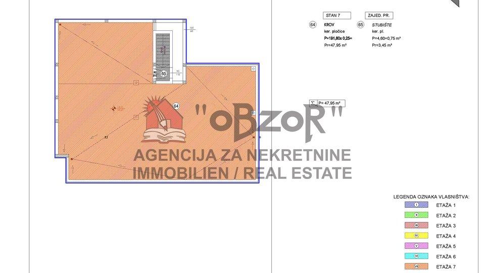 Apartment, 149 m2, For Sale, Zadar - Skroče