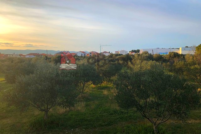 Land, 557 m2, For Sale, Biograd na Moru