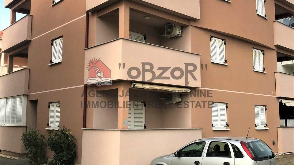 Apartment, 53 m2, For Sale, Pakoštane